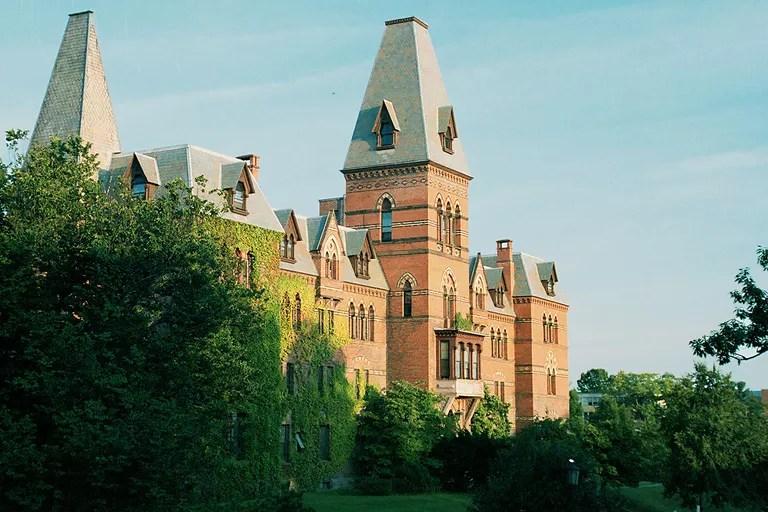 Cornell University Sage Hall
