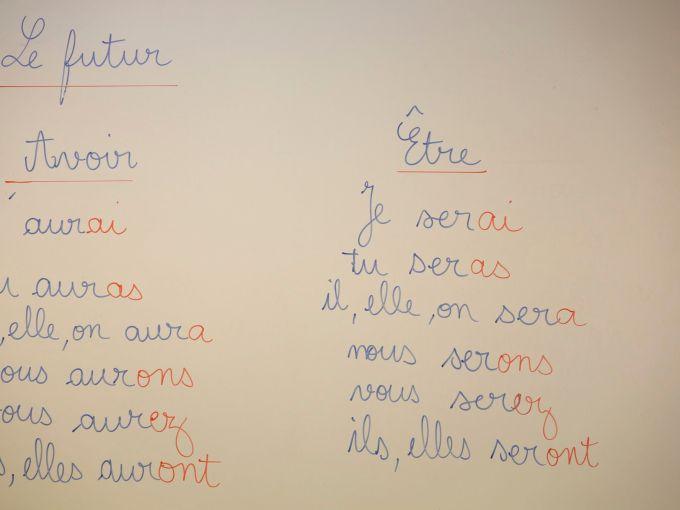 Advanced French Verb Conjugation
