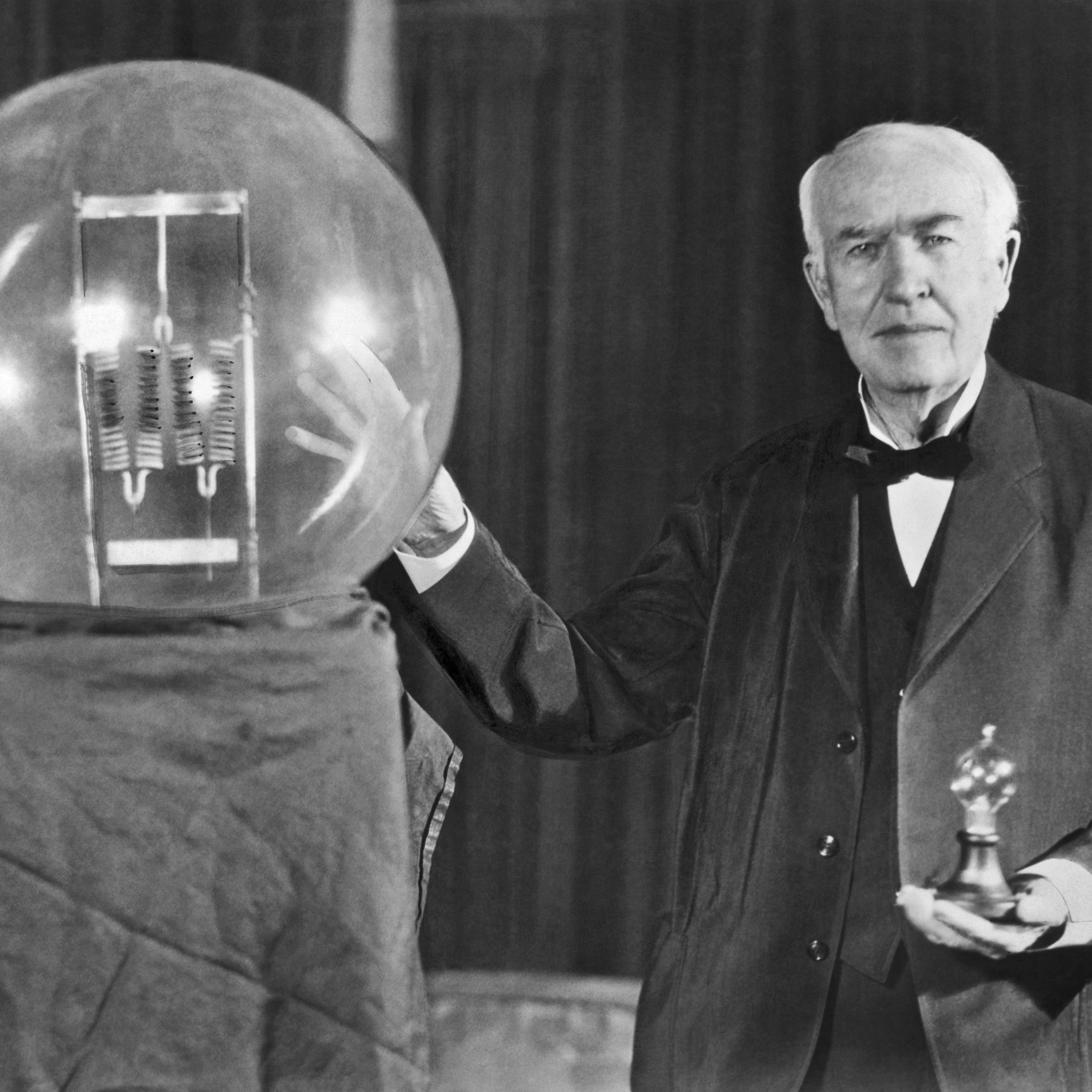 When Was The Electric Light Bulb Invented By Thomas Edison