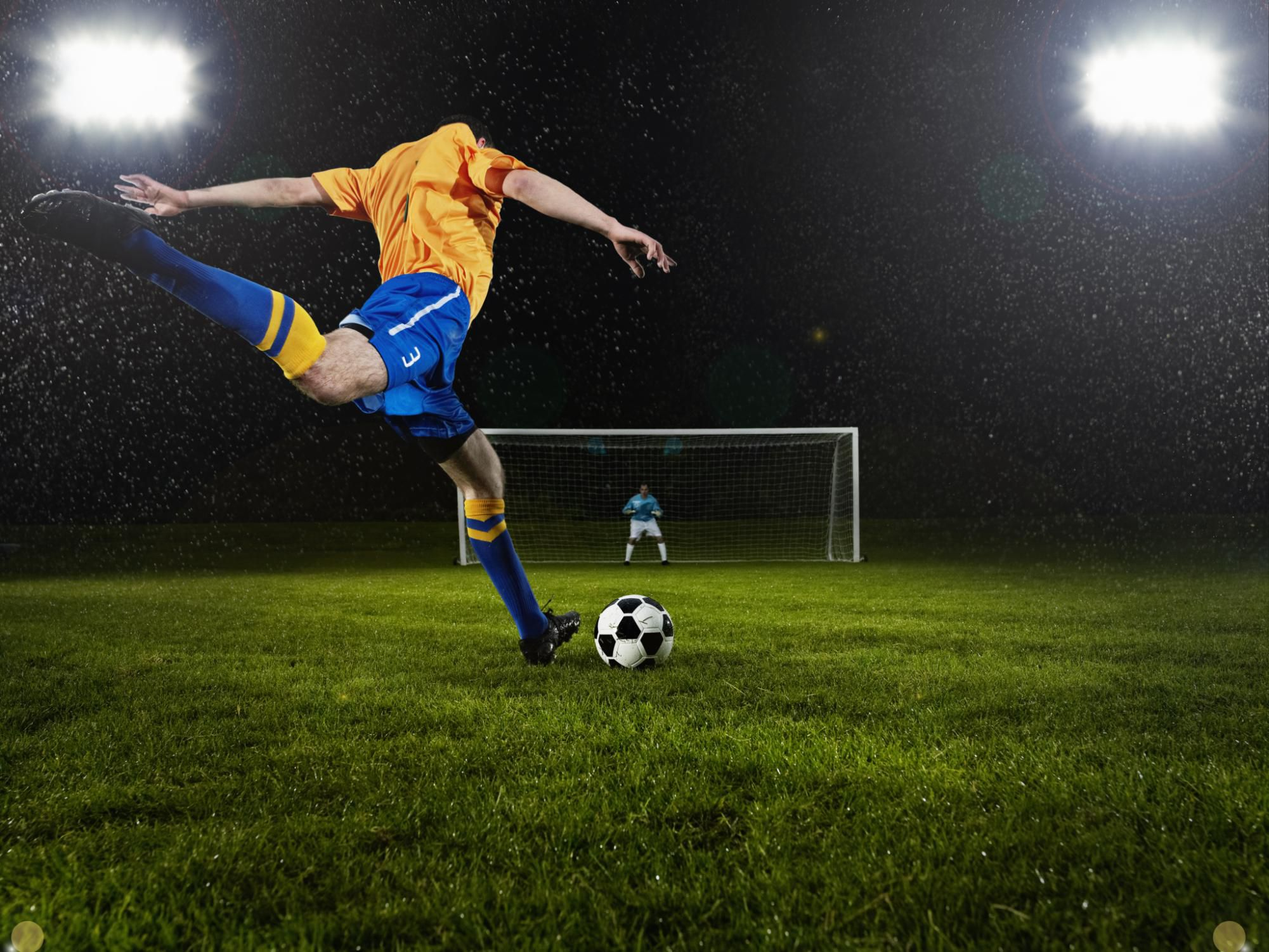 Throw Ins Goal Kicks And Corner Kicks In Soccer