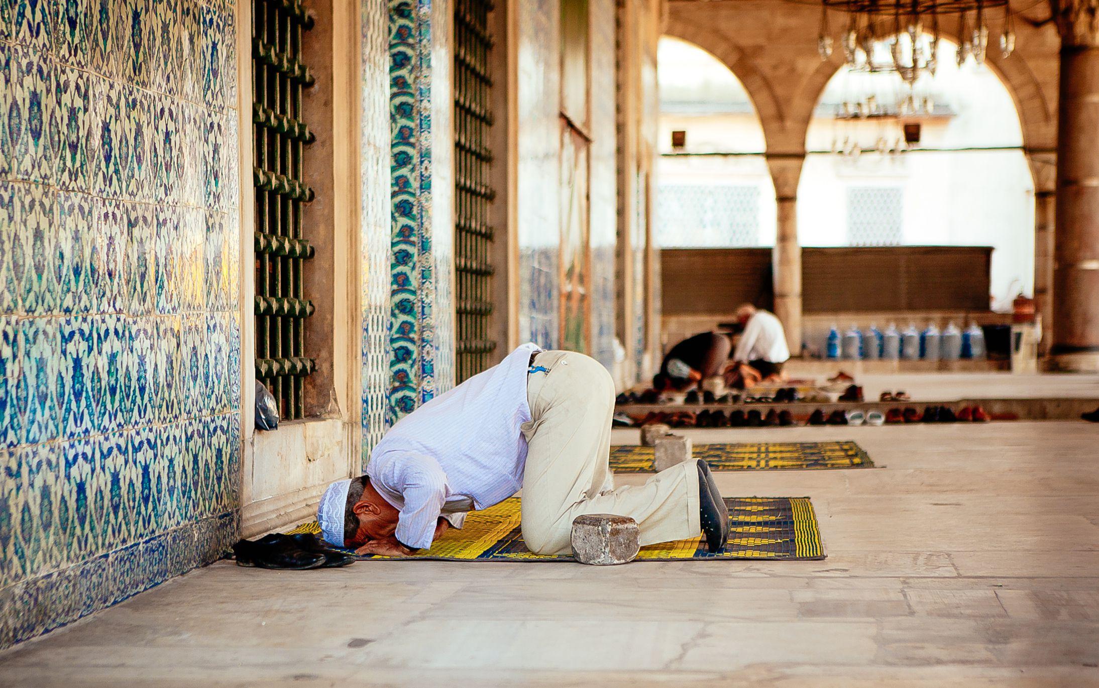 Wallpaper Muslim Girl Hijab How Muslims Perform The Daily Prayers