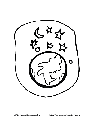 Free Solar System Printables: Vocabulary, Word Searches