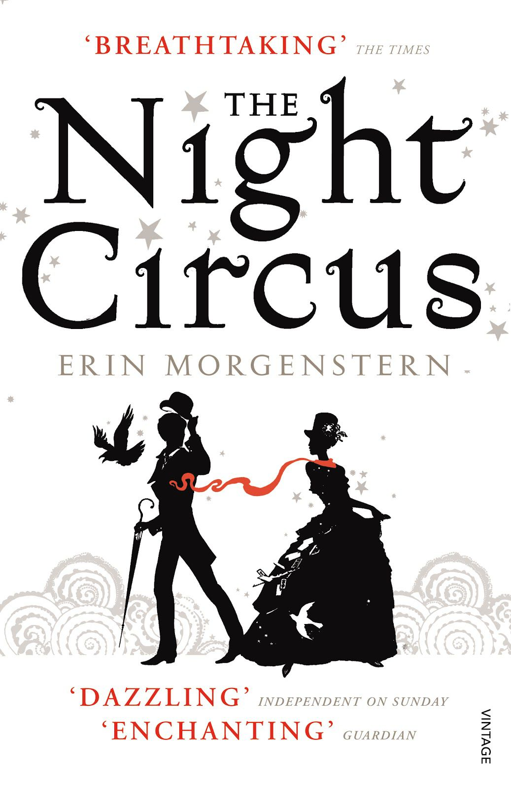 Discuss 'The Night Circus' by Erin Morgenstern