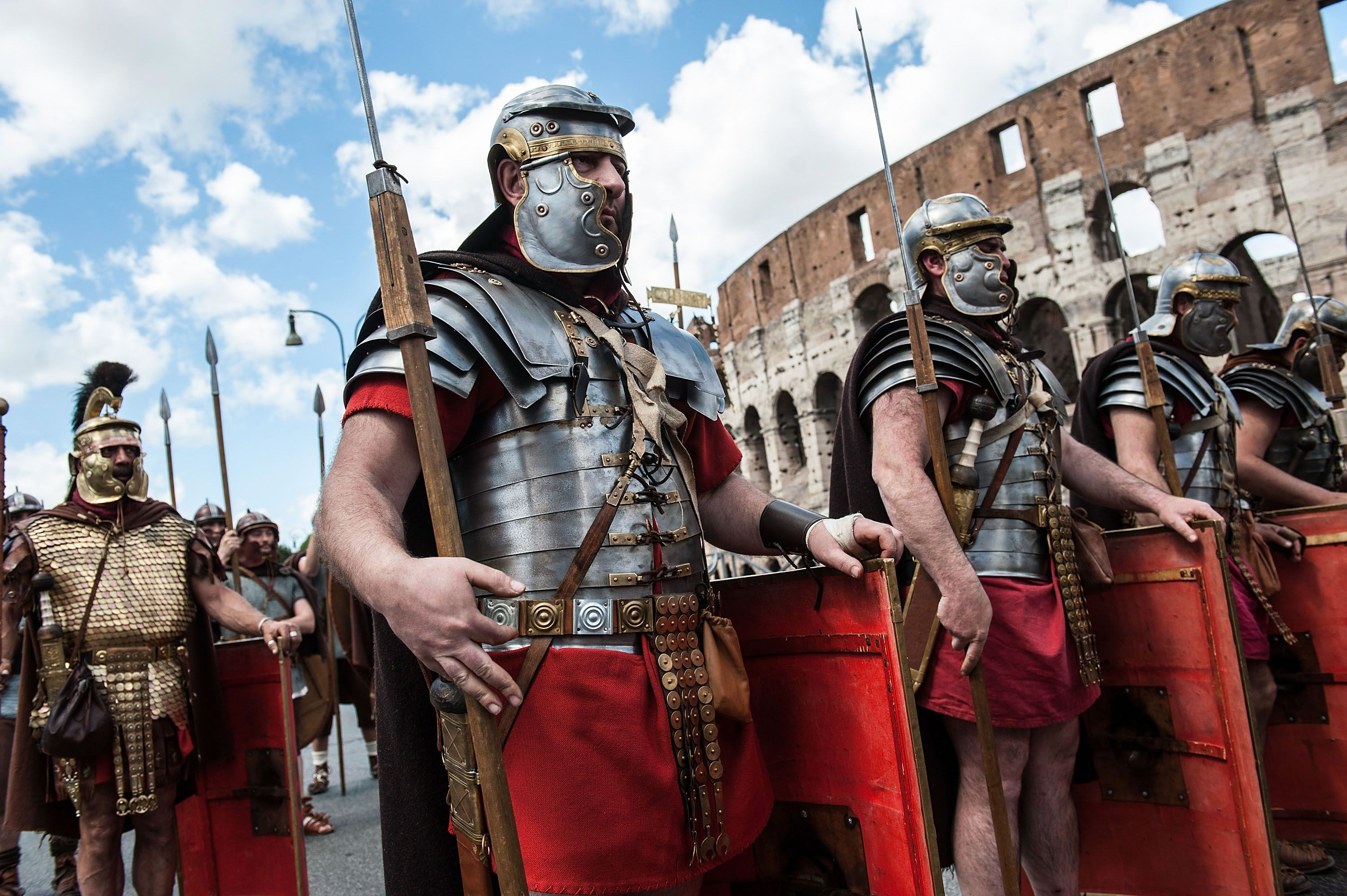 What Is A Centurion In The Bible