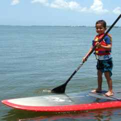 Chair Stand Up Trick Time Out Chairs Tips For Paddleboarding With A Child On The Board Paddleboard
