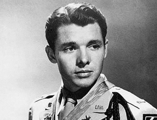 audie murphy in world war ii