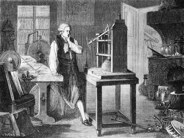 James Watt Steam Engine