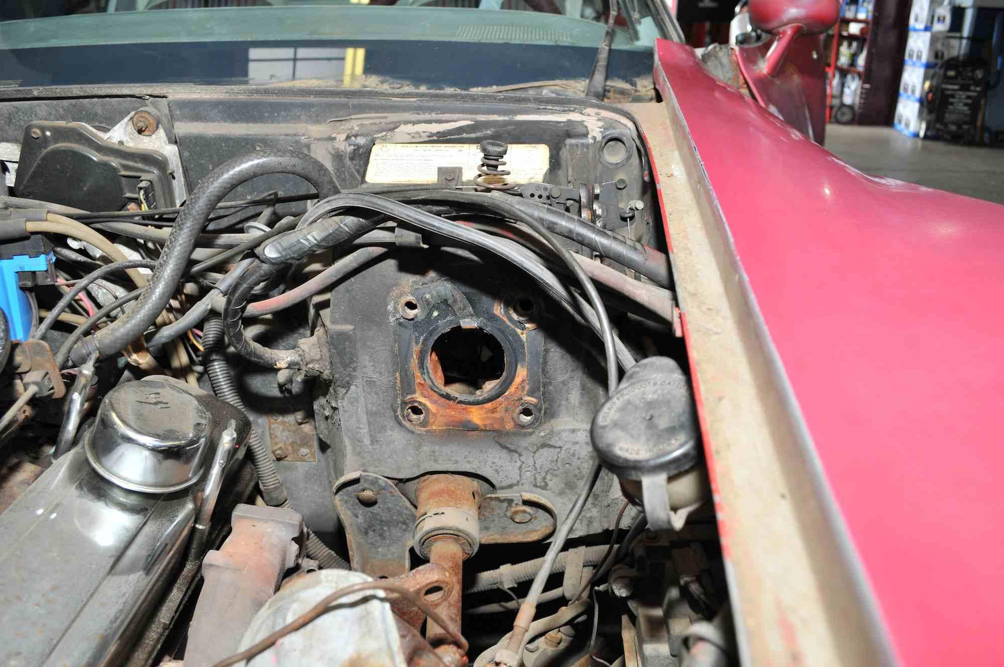 hight resolution of corvette brake vacuum booster