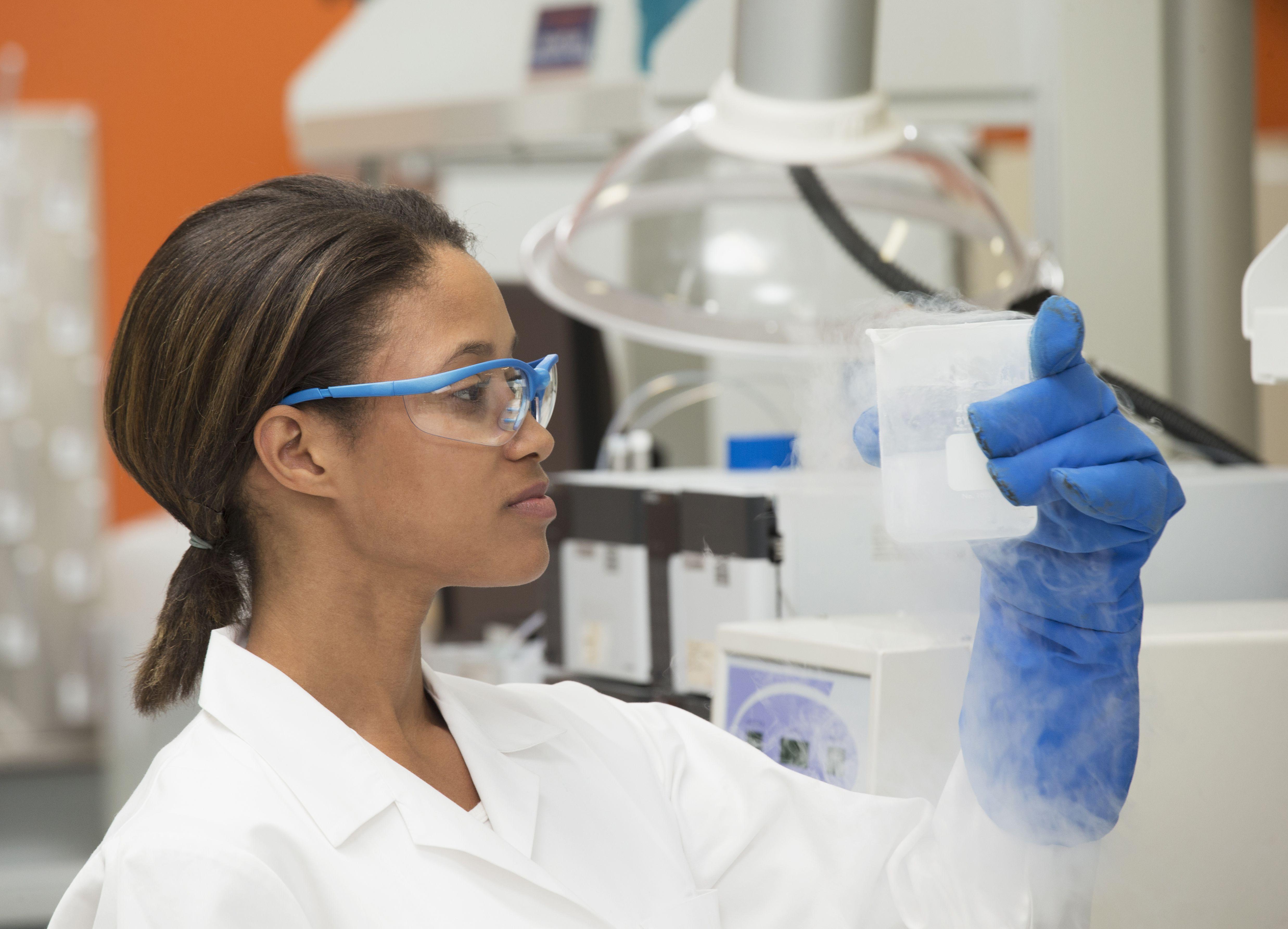 Black American Scientist Worksheet