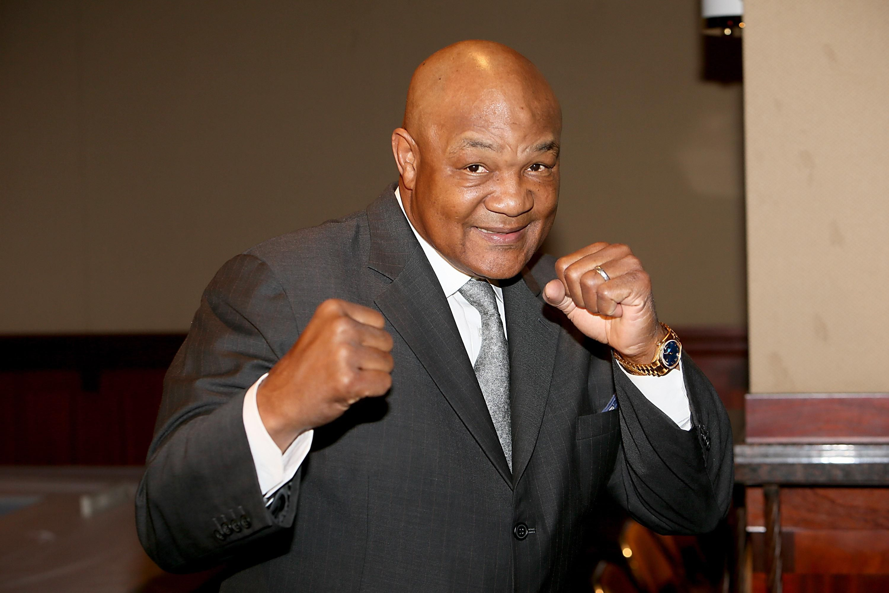 Wallpaper Extreme Car George Foreman S Fight By Fight Career Record