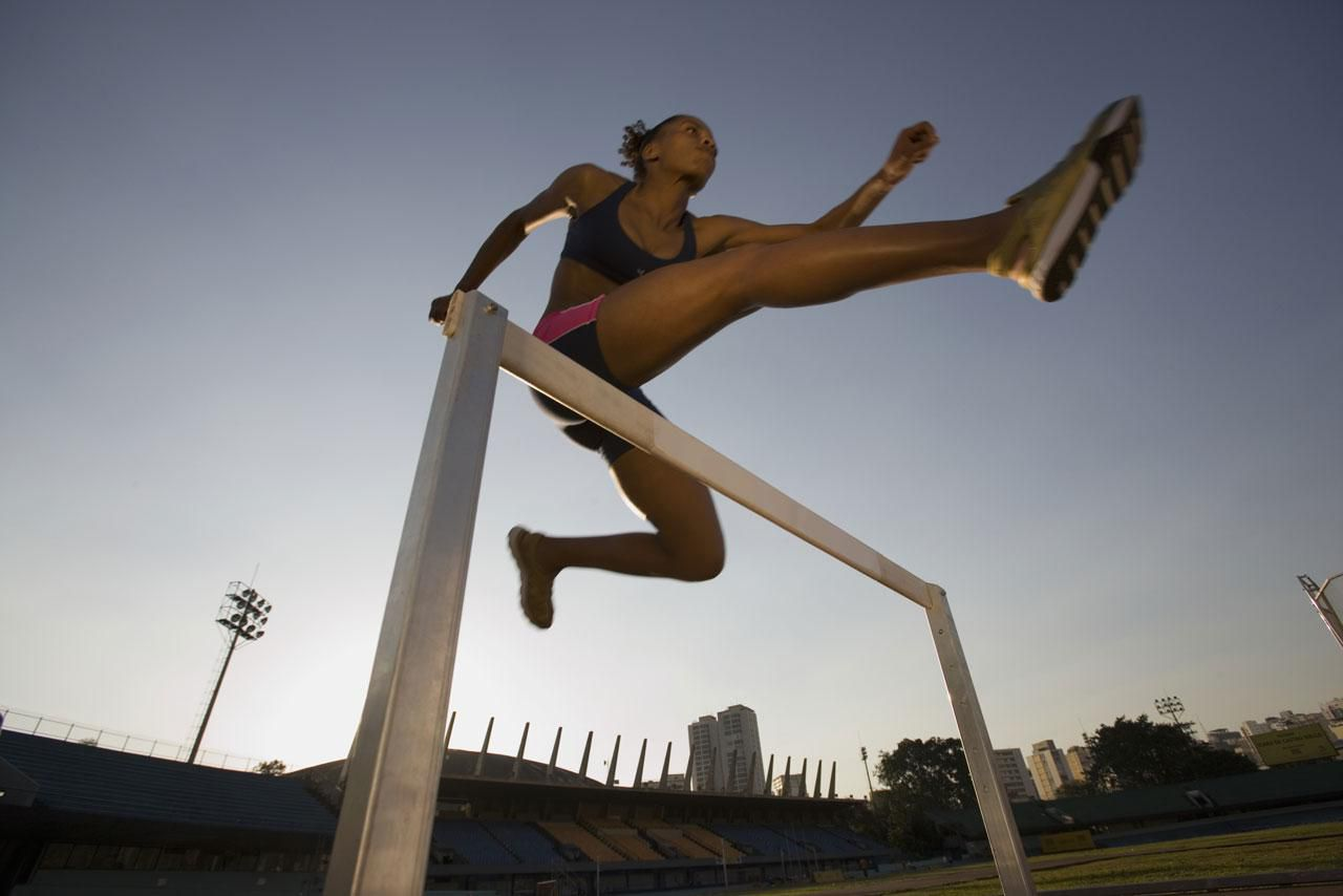 Introduction To Track And Field Events