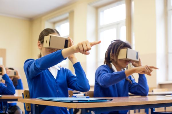 Virtual Reality Classroom Learning