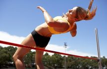 Track And Field Jump Throw Events