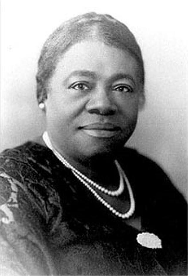 Mary Mcleod Bethune Educator And Civil Rights Leader