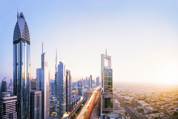 Information and Geography of United Arab Emirates