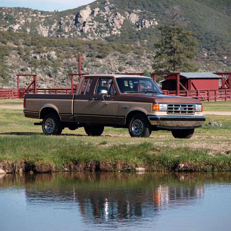 1987 Ford Pickup Wiring Diagram
