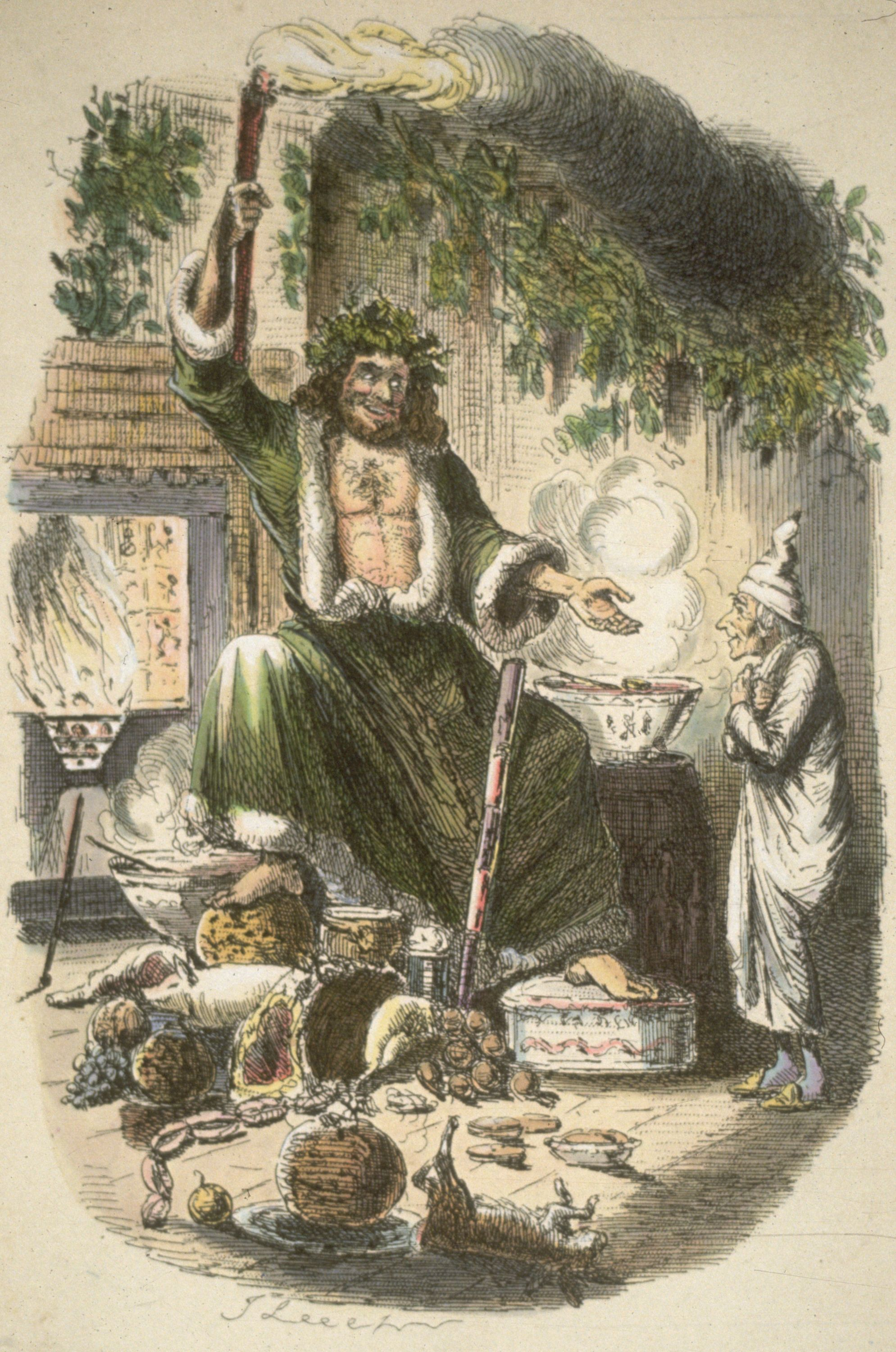 Why Dickens Wrote A Christmas Carol