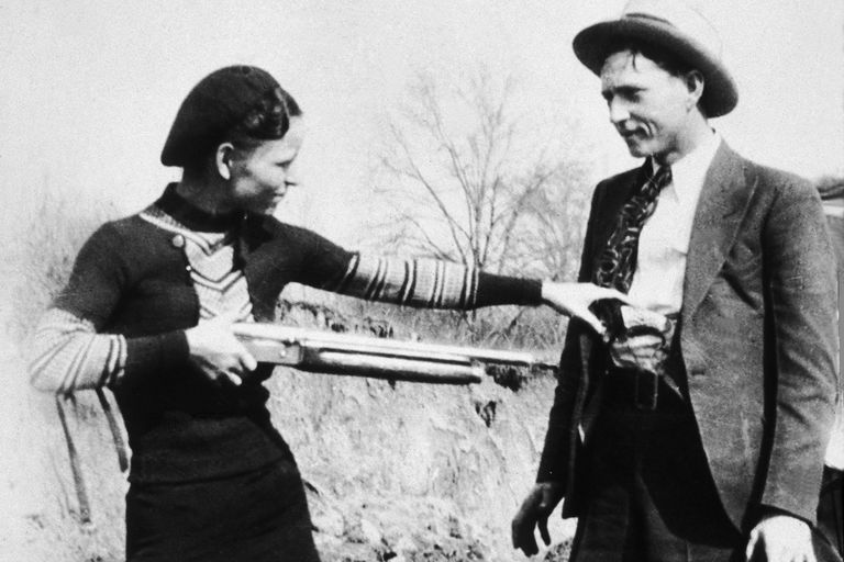 How Was Caught Bonnie And Clyde