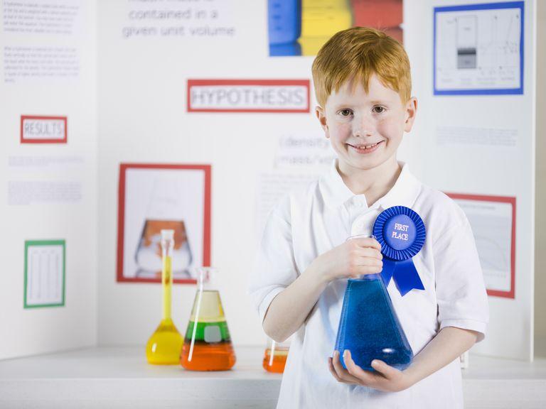 make a science fair