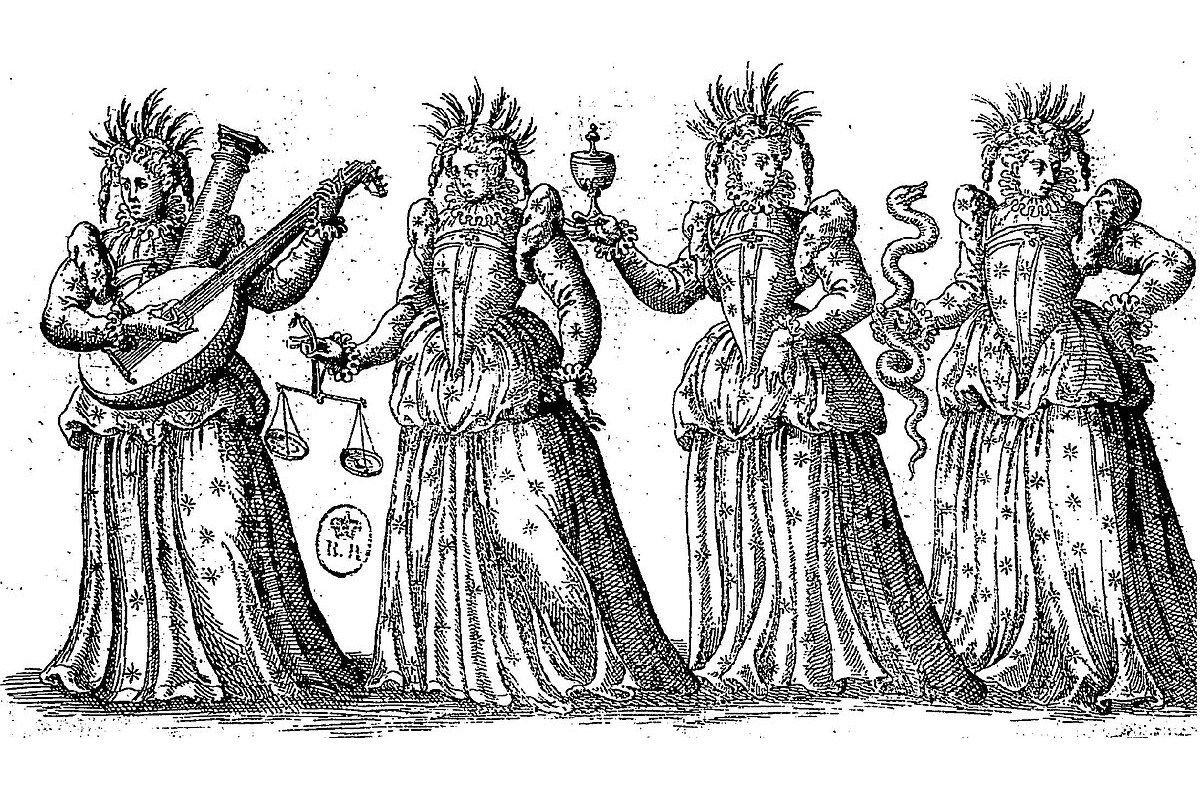 What Are The 4 Cardinal Virtues