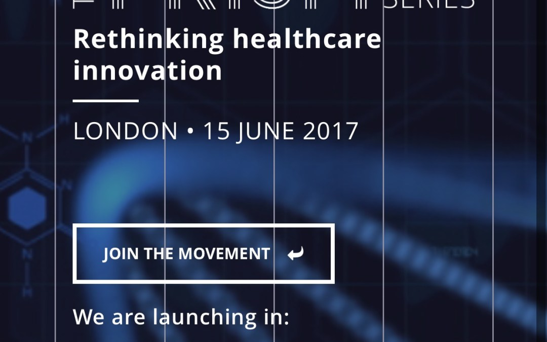 The Prism Series 15th June London-a dreaming seed for healthcare and Pharma