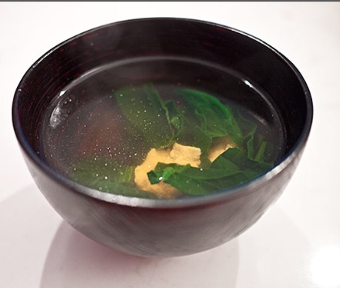 miso soup, coaching and clarity