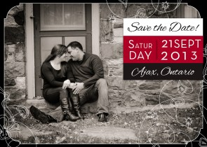 Complimentary Engagement or Bridal Boudoir Session with any 2014 Wedding package booked before Nov 10,2013 | Kawartha Lakes, Durham, Peterborough Wedding Photographer