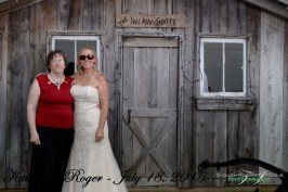 Photo Booth images from Roger & Kathy's Wedding