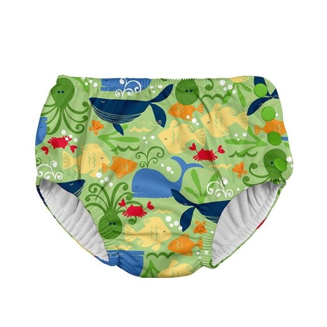 iPlay Snap Reusable Swim Diaper