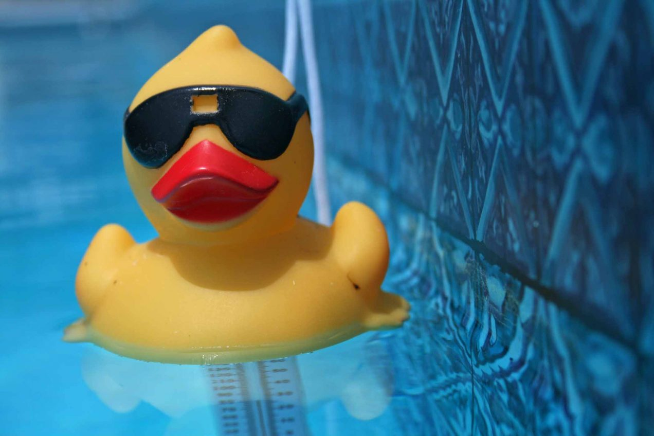 rubber duck debugging the