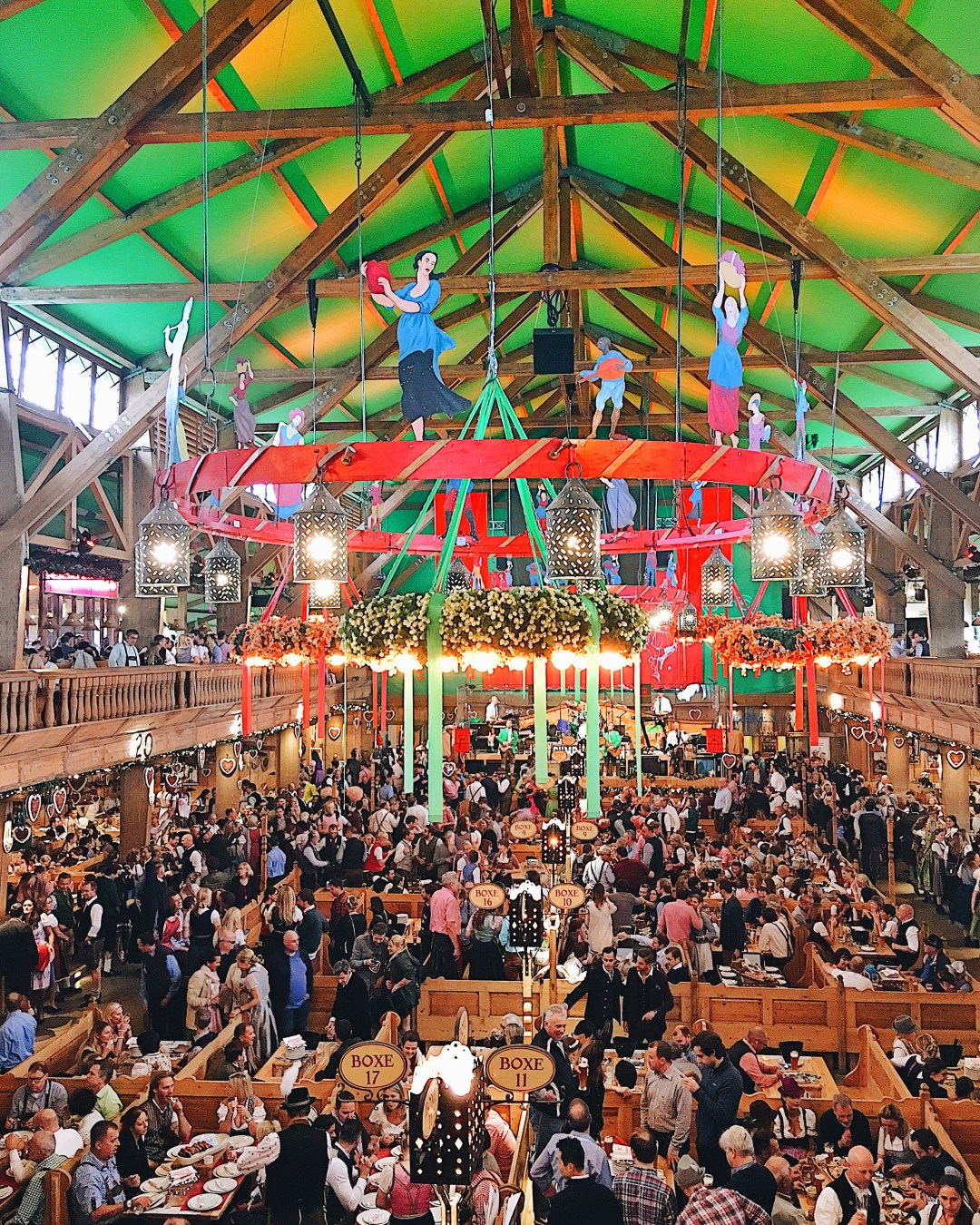 Things To Know Before Going To Oktoberfest THOUGHTFUL TRAVELING - 10 best tents to visit at oktoberfest in munich