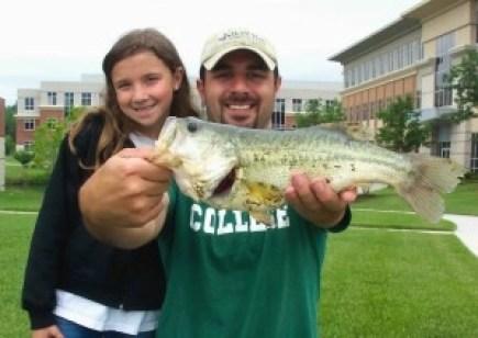Mike Figliuolo and Danielle Figliuolo Fishing
