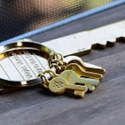 Five Keys on a Key Ring