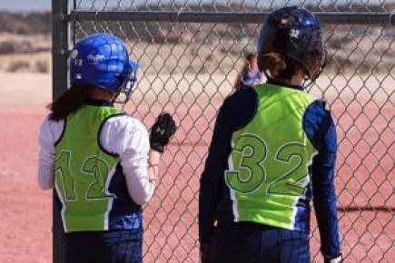 Softball Teammates