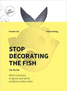stop decorating the fish