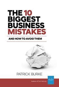 10 biggest business mistakes