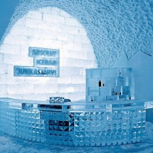 Ice Hotel Bar Thought Rot
