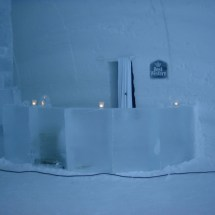Ice Hotel Lobby Thought Rot