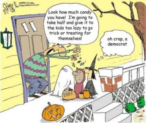 Spooky Thinking