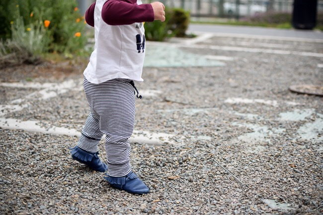 Staying alive in the battle of walking twin toddlers