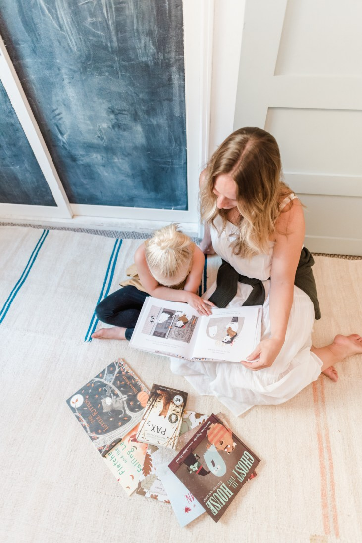 Fall Books for Littles | thoughtsbybrandi.com