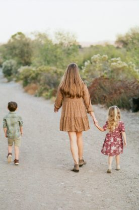 'M' Family - Film Photography Session