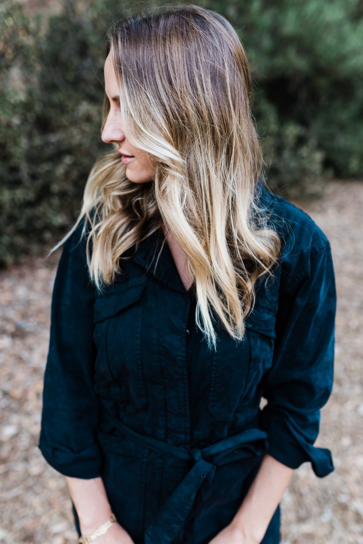 Fall Capsule 2020 | black jumpsuit thoughts by Brandi.com