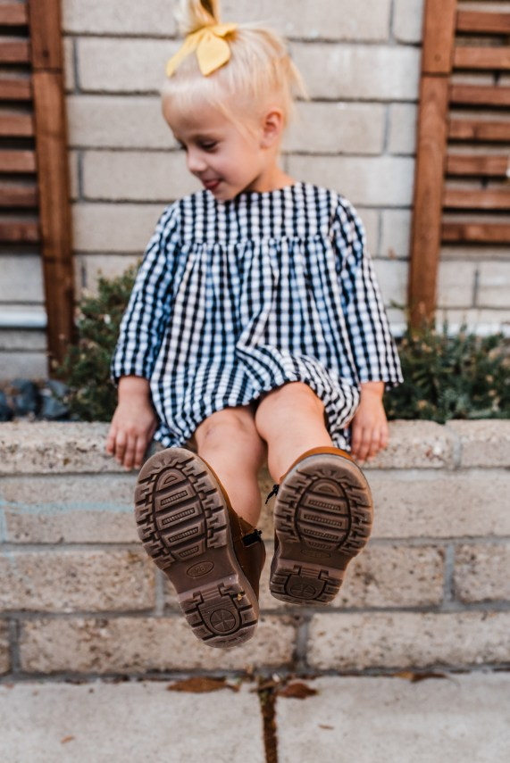TRENDY TOT ON A BUDGET