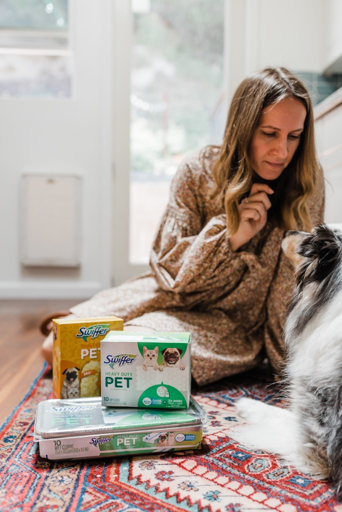 Pet Appreciation Week with Swiffer and Febreze | thoughtsbybrandi.com
