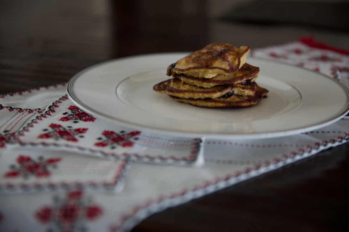 Delicious (Guilt-Free) Pancakes or Celebrating the Pancake Day