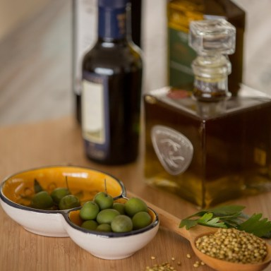 My Love Affair with Olive Oil and Simple Gluten Free Crackers