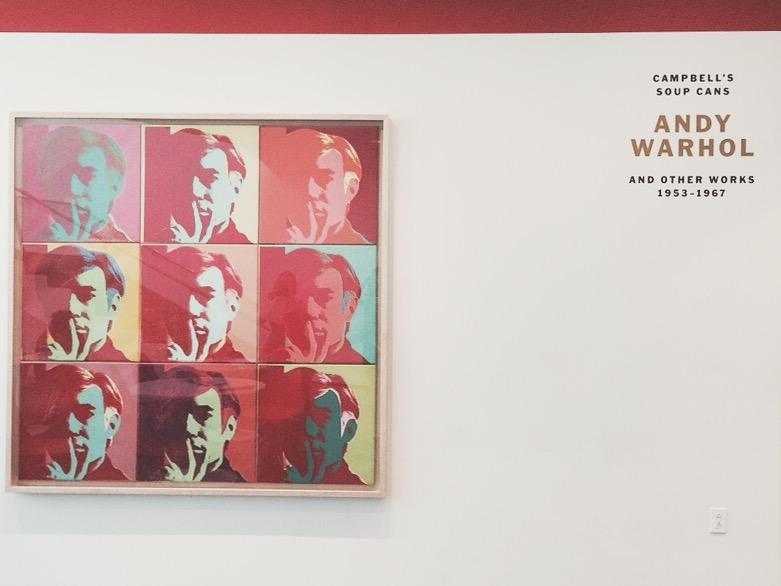 MoMA Andy Warhol New York