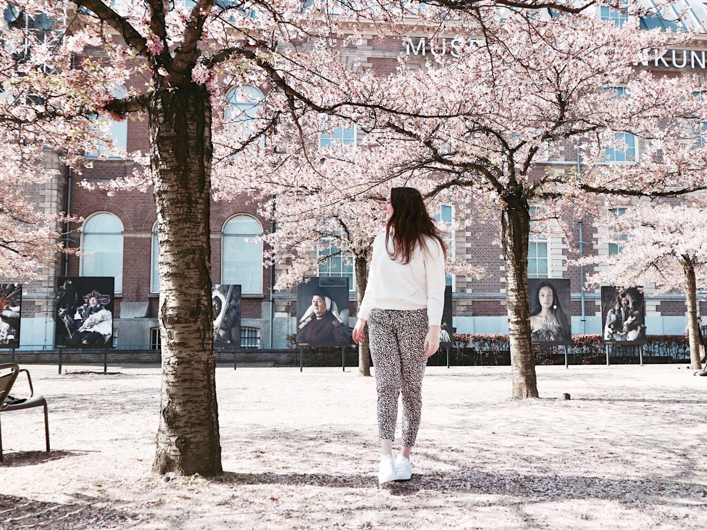 Cherry Blossoms Everywhere | Outfit