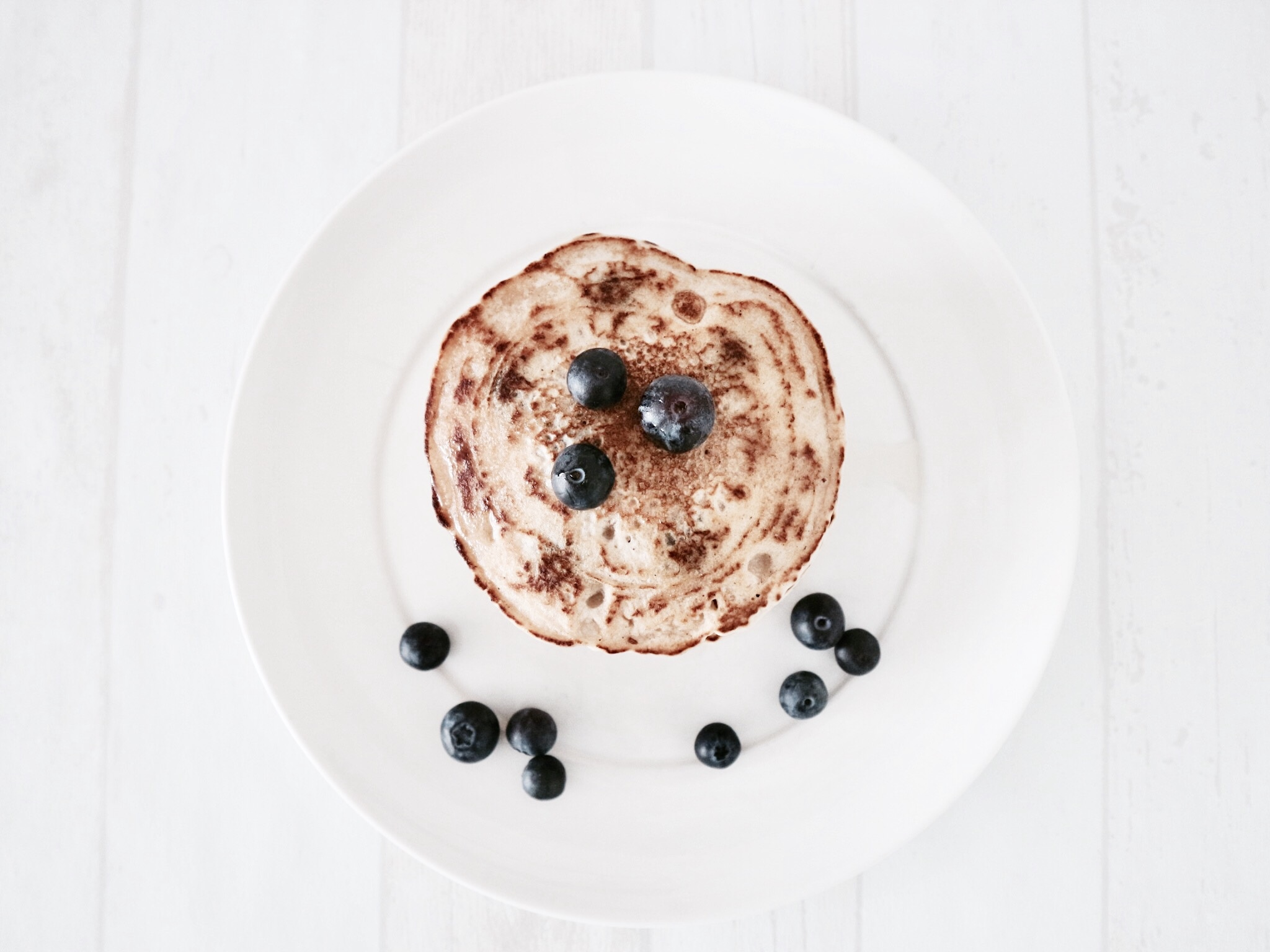 Vegan Pancakes Recipe